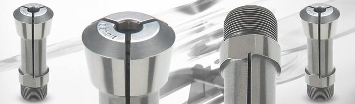 3/4'' Turning Collet   Manufacturer & Exporter of Traub Collets, Turb Machine Collets, Traub Collets, Trub Collets, Access Button Collet, Dead Length type Collet, Boring Machine Collets in Rajkot Gujarat India. We also manufactures CNC Collets, Milling machine Collets, Diamond Machine Collets, Pantograph Collets, Hydraulic Machine Collets, etc.